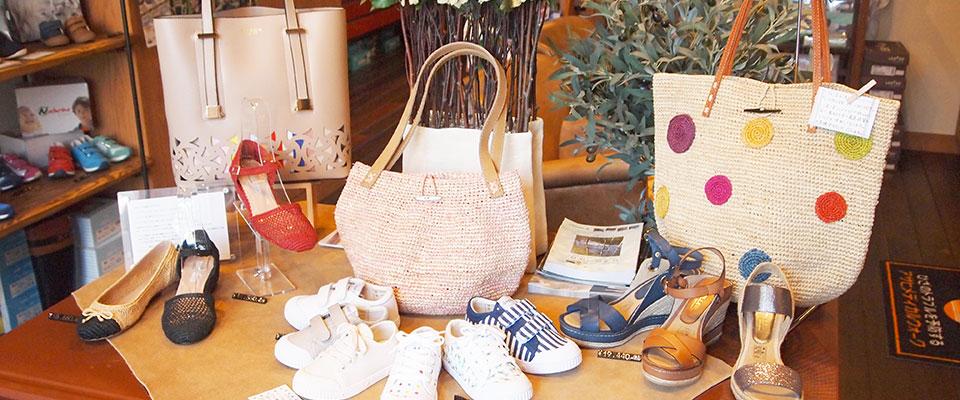 オーダーメイド紳士靴・修理・イタリアのインポート婦人靴販売